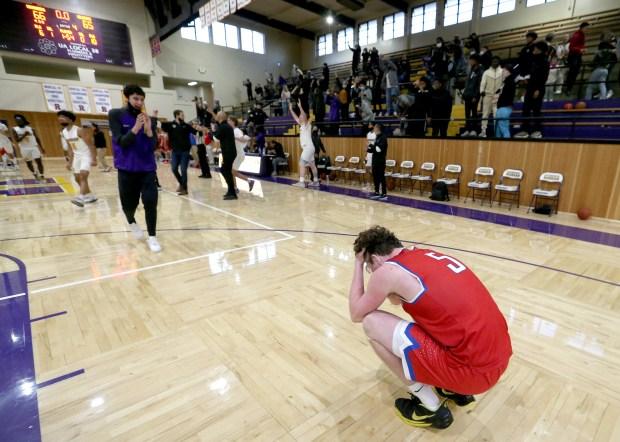 Prep basketball: Riordan advances to CCS Open final in wild finish over St. Ignatius 17