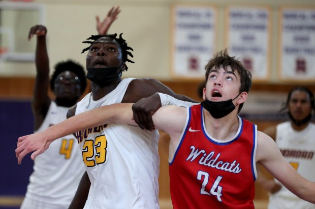 Prep basketball: Riordan advances to CCS Open final in wild finish over St. Ignatius 12