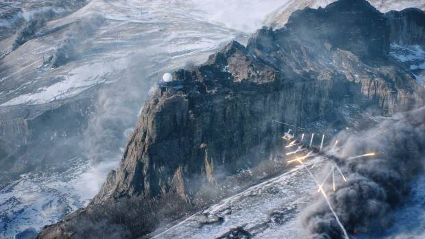 Battlefield 2042 Antarctica