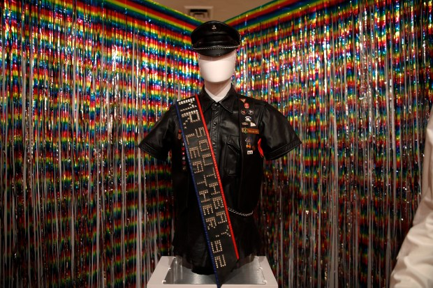 Photos: LGBTQ exhibit focused on Silicon Valley movement opens at History Park 5