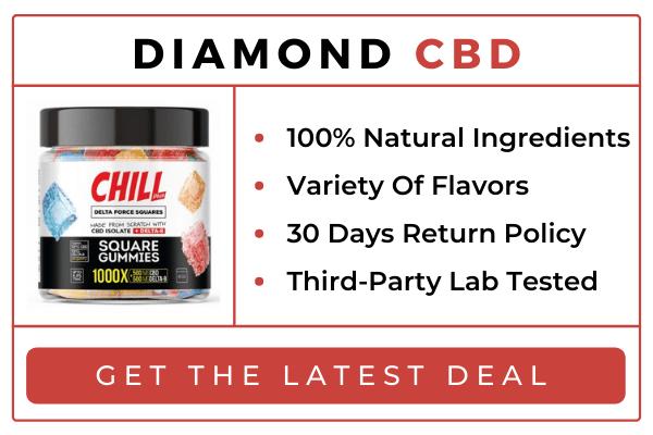Diamond Delta 8 Gummies