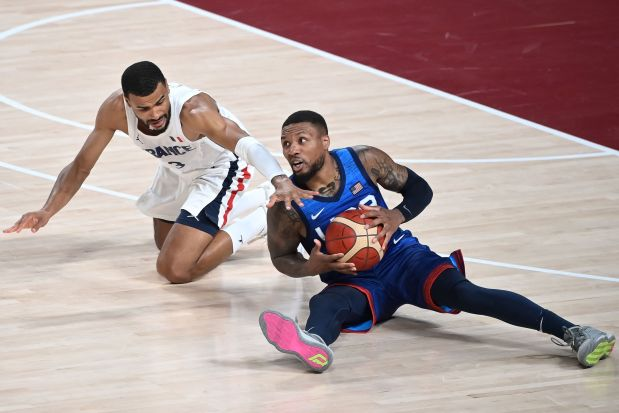 Kurtenbach: The unthinkable could happen again to Team USA men's basketball