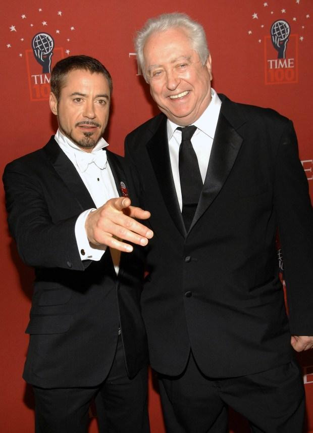 Robert Downey Sr., 'maverick filmmaker' and actor's father, dies at 85