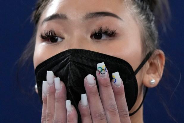 Olympics photos: Team USA's Sunisa Lee wins all-around gymnastics title