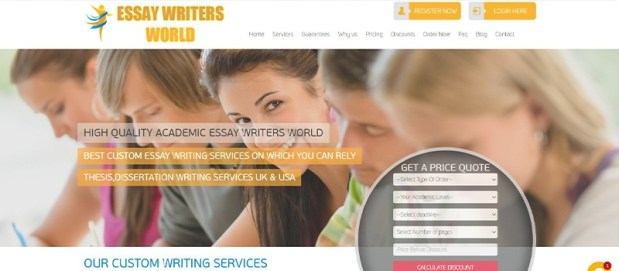 Essay Writers World