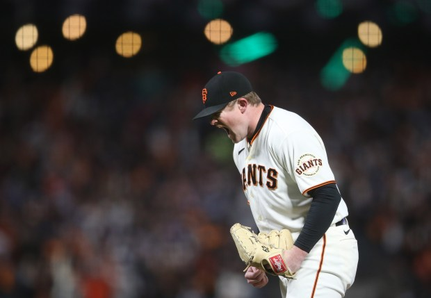 SF Giants win NLDS Game 1, Webb, Posey, Crawford beat Dodgers