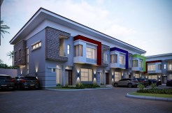 4 BEDROOM DELUXE TERRACE SANDWORTH HOMES, Abraham Adesanya, Lekki Ajah