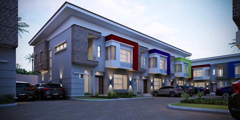 semi detached duplex