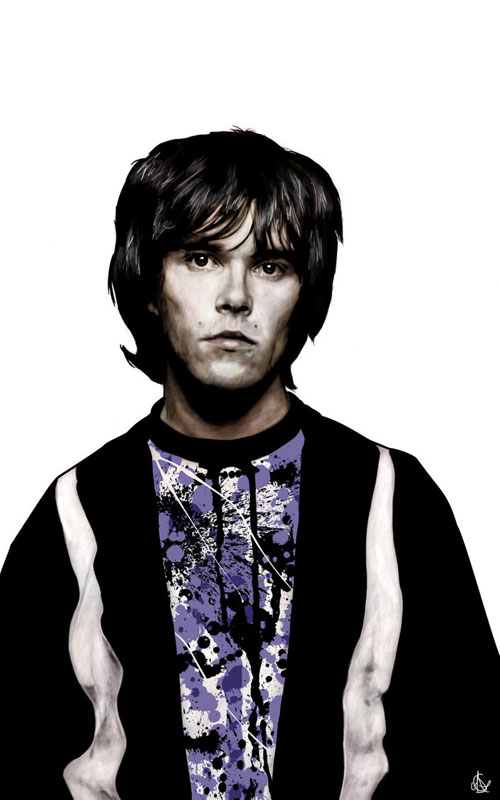 Ian Brown – Mercy Sound Recording Studios NYC | Expanded ...