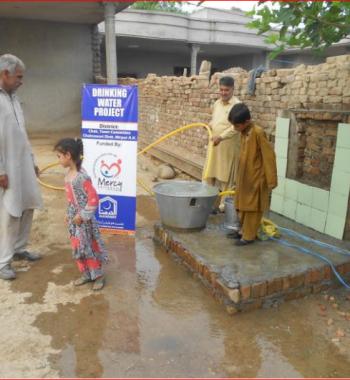 Water Pump In ChakSawari
