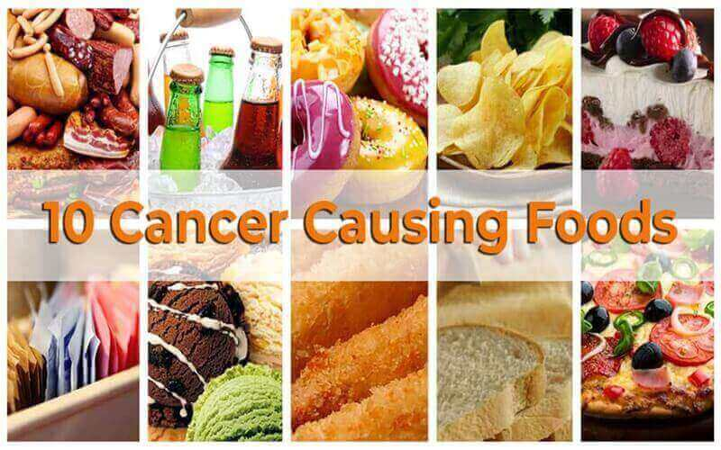 Here is a huge list of cancer causing foods that you eat daily-telugu food and diet news