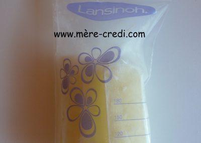 allaitement et travail tirer son lait au travail. conservation congélation lait maternel