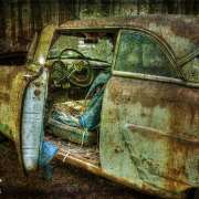 Old Car - store
