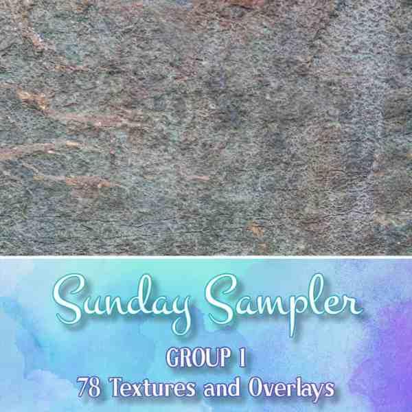Sunday Sampler Group 1 Product Image