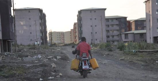 Several Addis Ababa condominiums missing