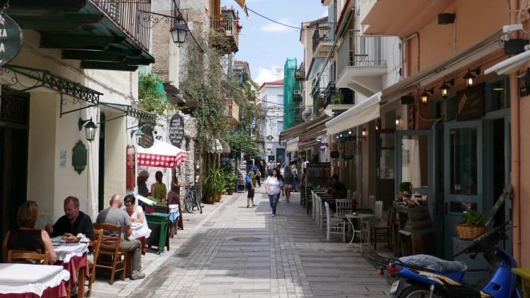 Nafplion, de must see op het Griekse vasteland