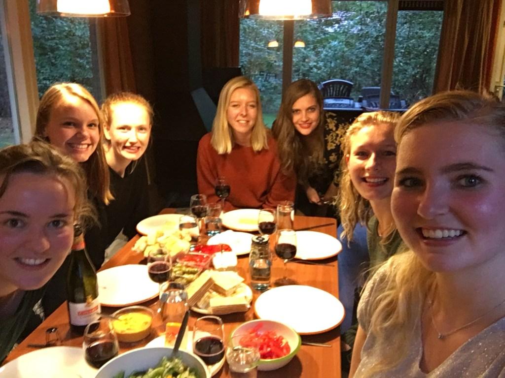 Mijn week 11: jaarlijks vriendinnen weekend