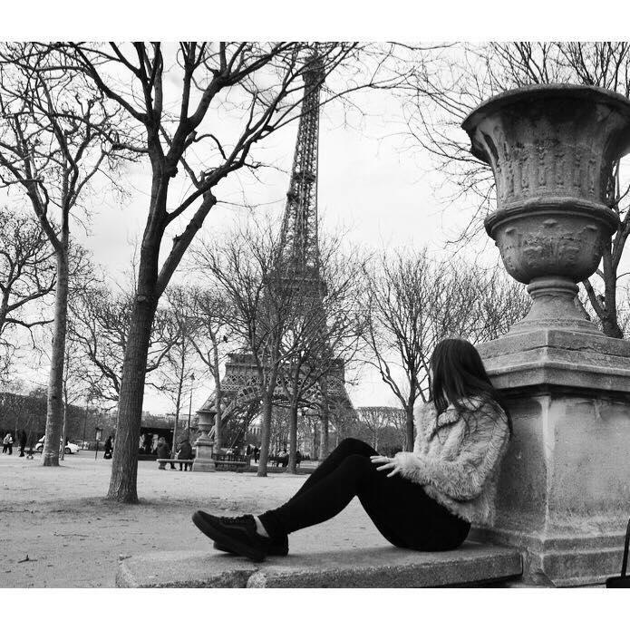Anique verhuisde in haar uppie naar Parijs: ''Ik heb zelfs Spaans geleerd!''