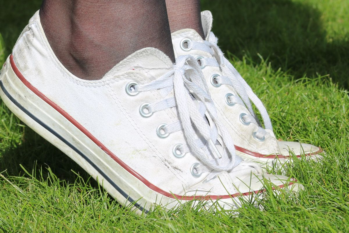 Fashion musthave: Converse Sneakers