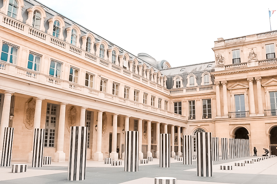 7 x Instagram spots in Paris
