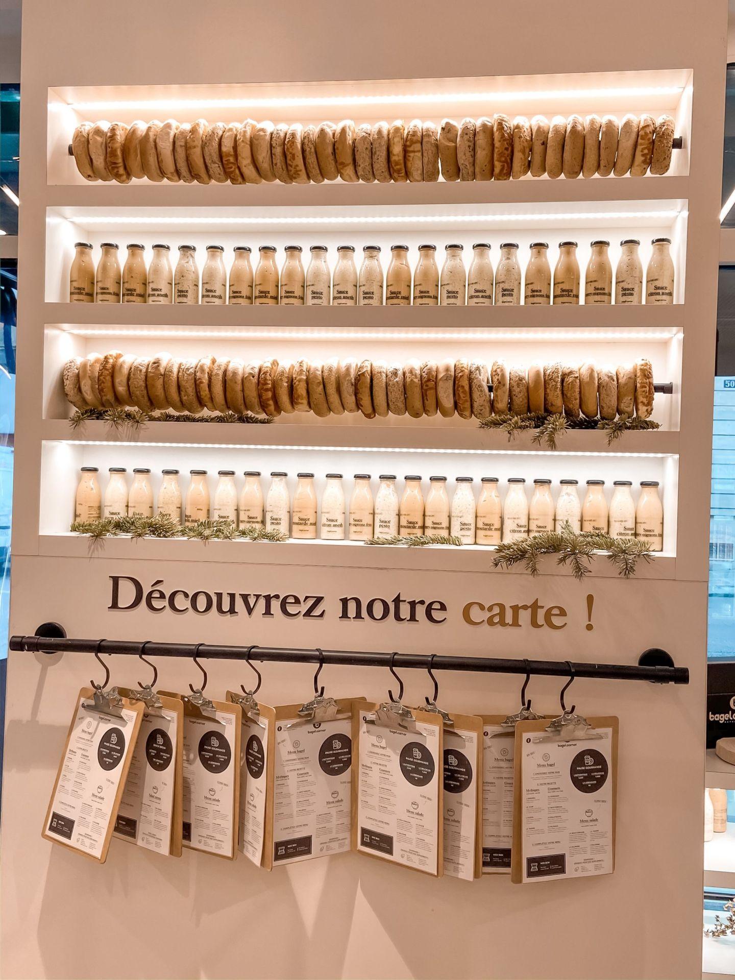 Bagel Corner Paris