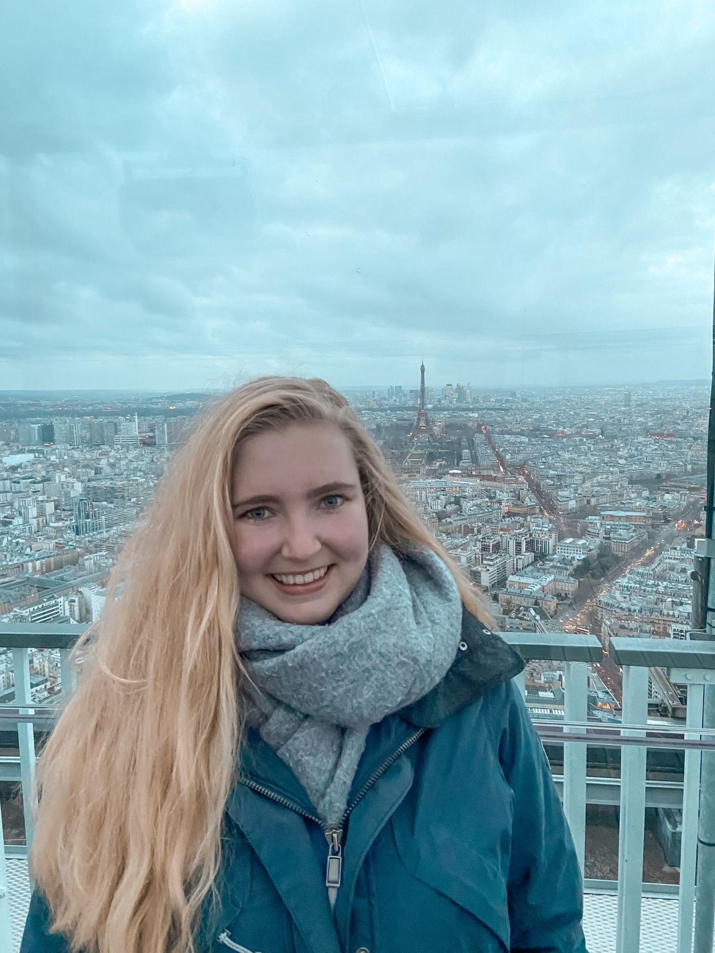 Parijs tip: beklim de Montparnasse toren