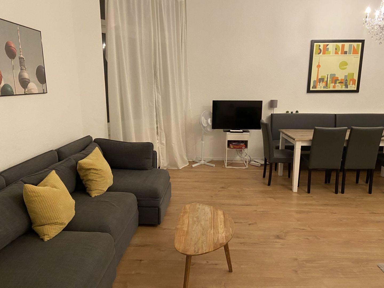 Airbnb review – Greifswalder Strasse, Berlijn