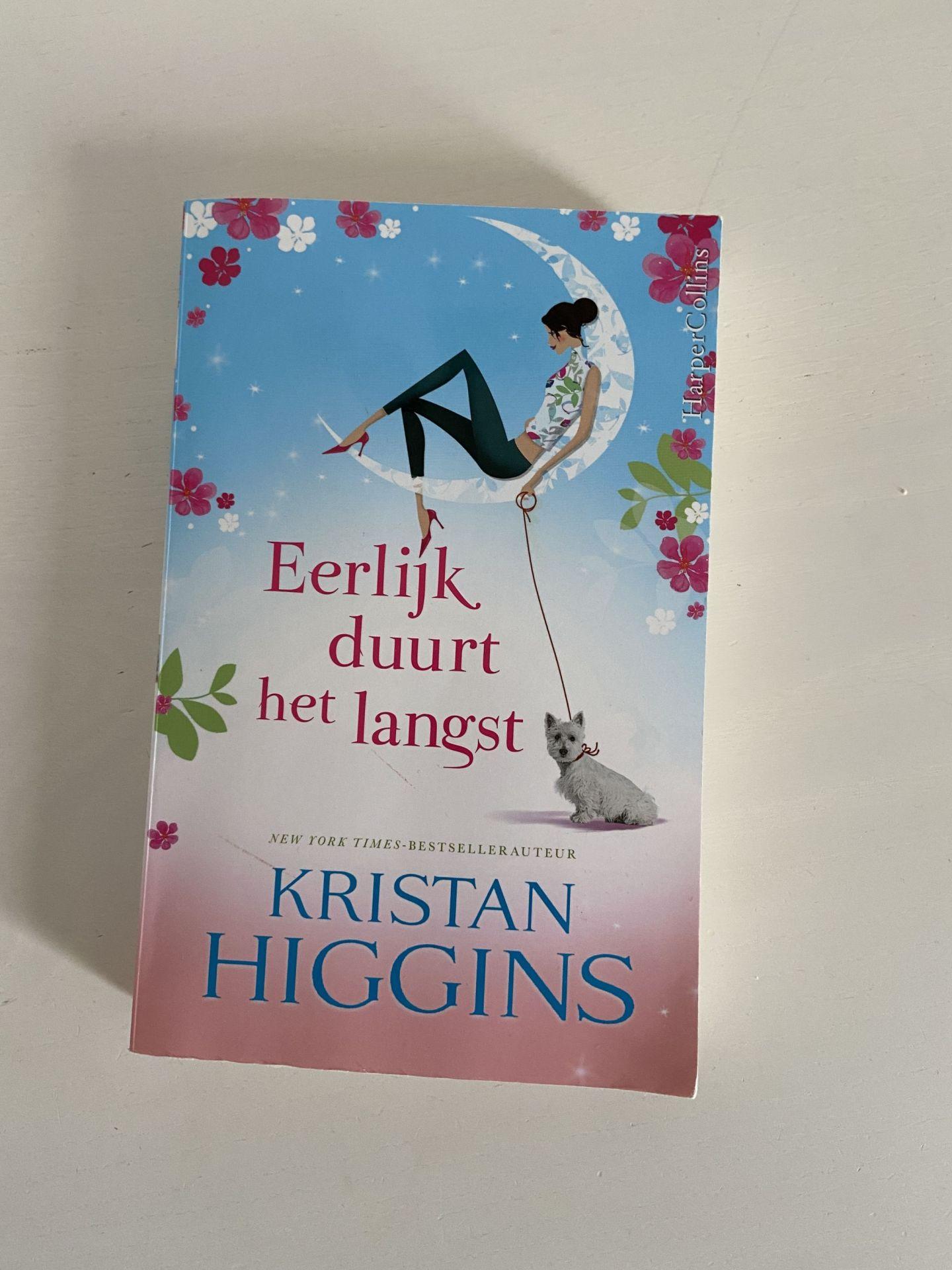 Review: Eerlijk duurt het langst – Kristan Higgins