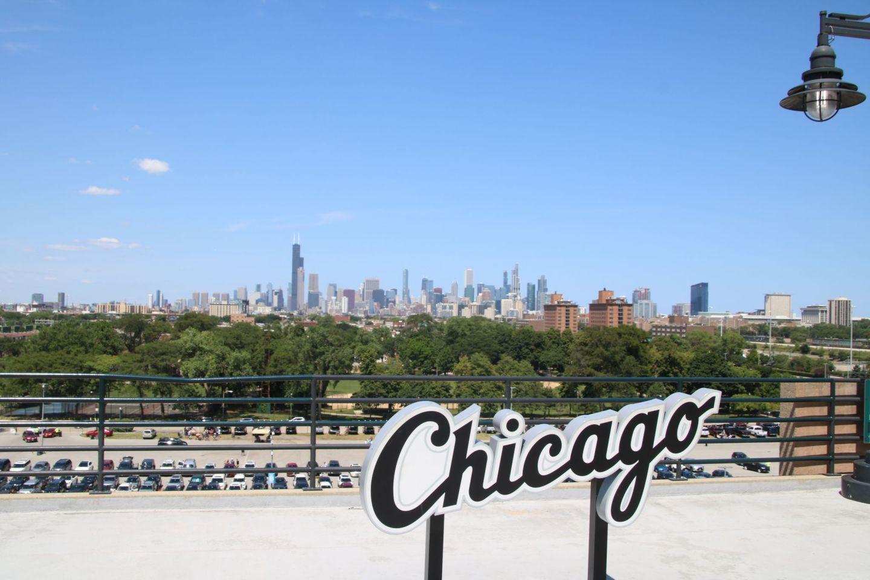 21 x Chicago in foto's