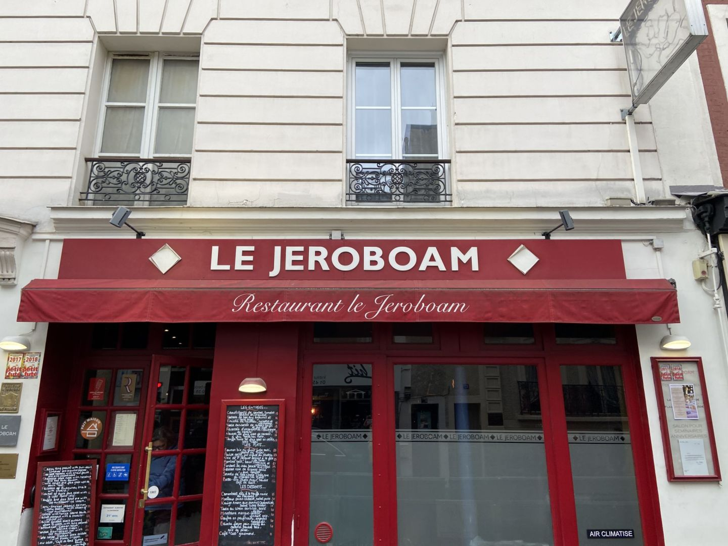 Restaurant review: Le Jeroboam