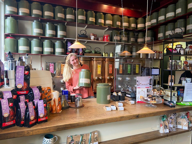 Typisch Zwolle: thee van het Konkeltje