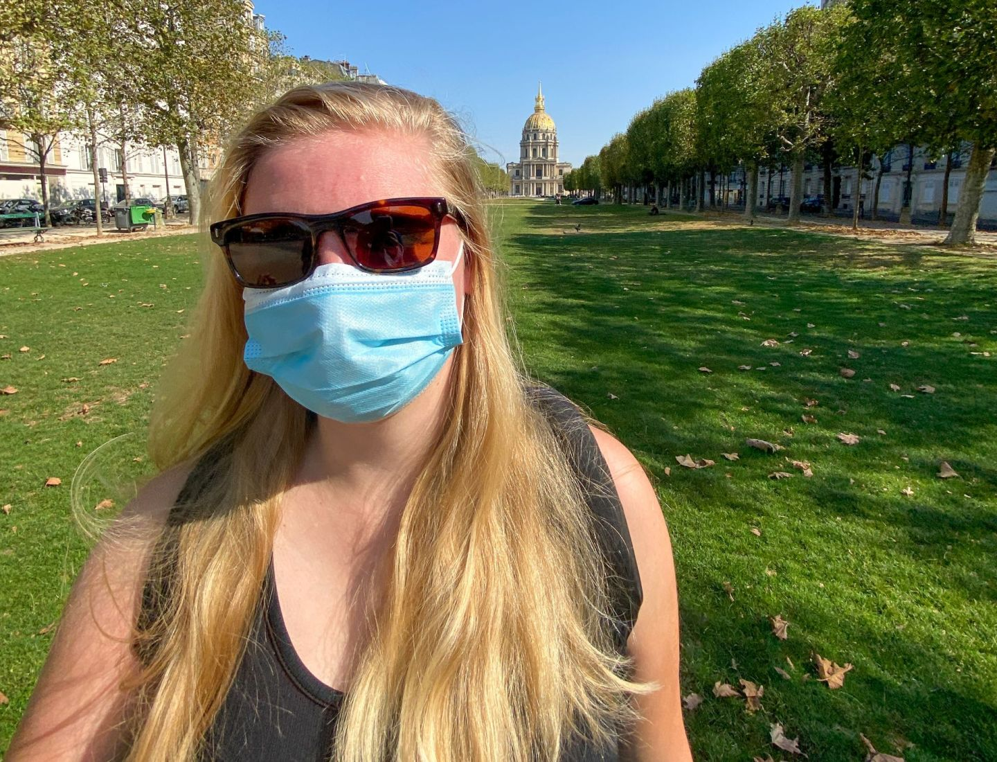Coronavirus in Paris, this is how I experience living in the city