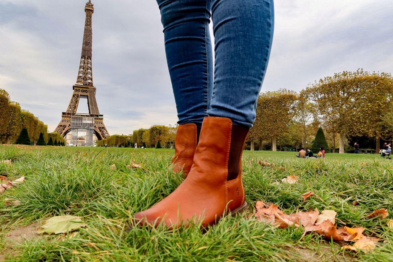 Fashion| Bruine Timberland laarzen