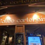Coffee cortenais