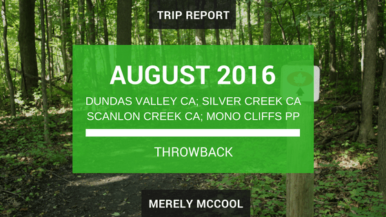 Throwback August 2016 Hikes