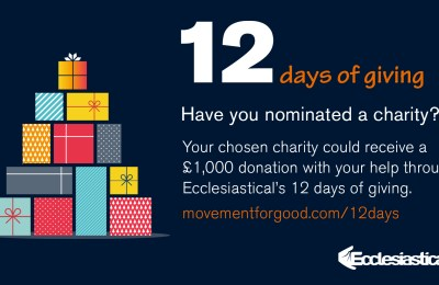 12 Days of Giving – vote today