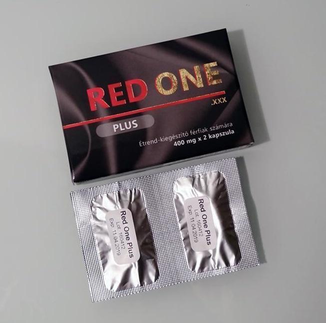 Red One kapszulák