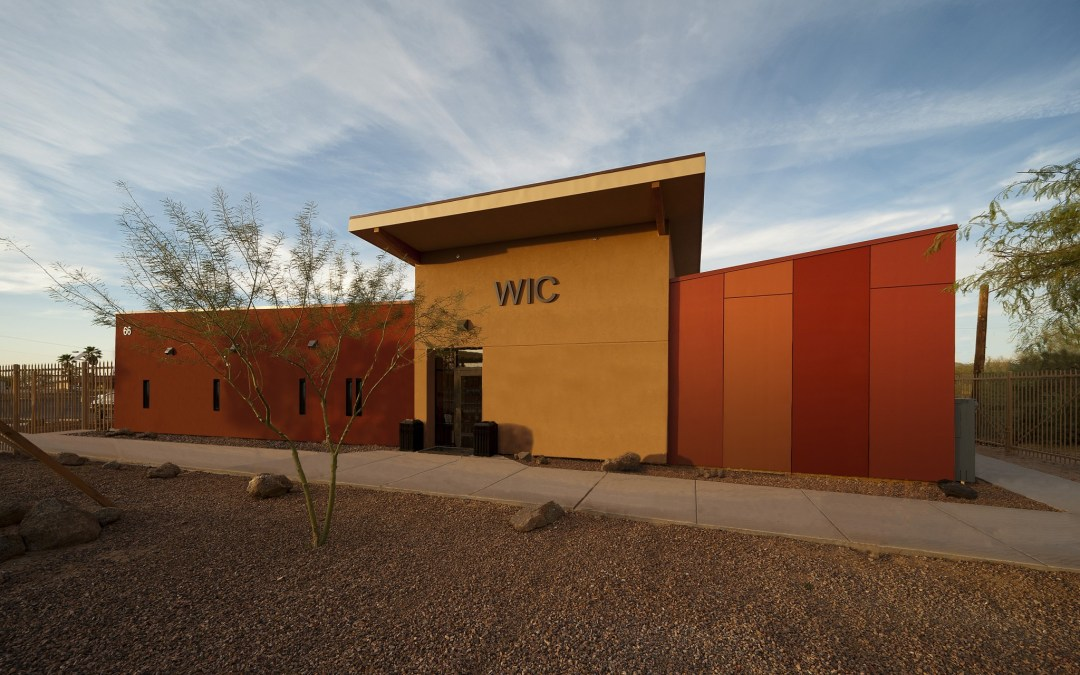 Gila River Indian Community WIC Building