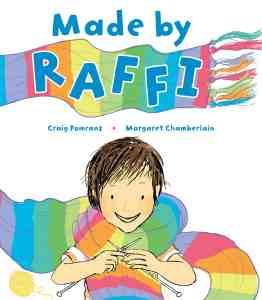 Made by Raffi book