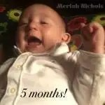 MacQuinn at 5 Months