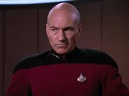 picard frowning