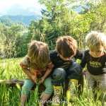 3 Little Hooligans (- Photo Essay)