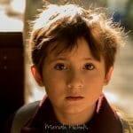 6/365: Micah Goes to School
