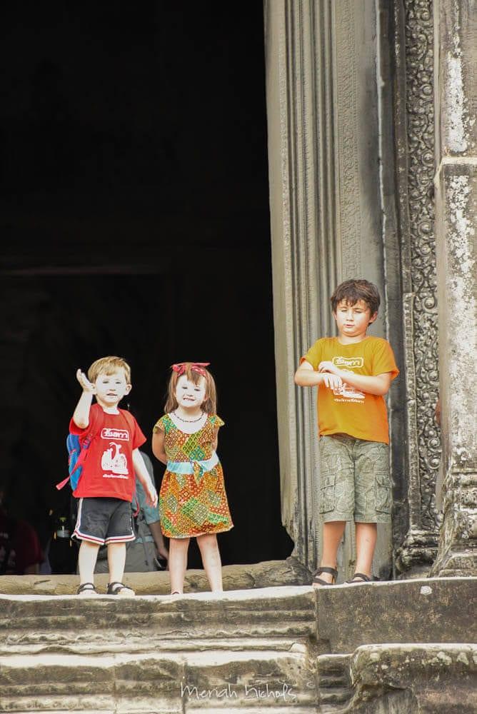 Meriah Nichols Angkor Wat-30