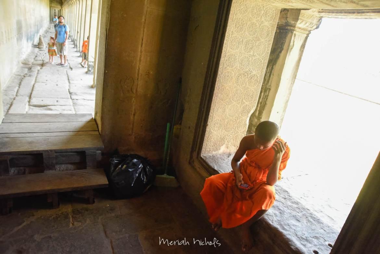 Meriah Nichols Angkor Wat-36