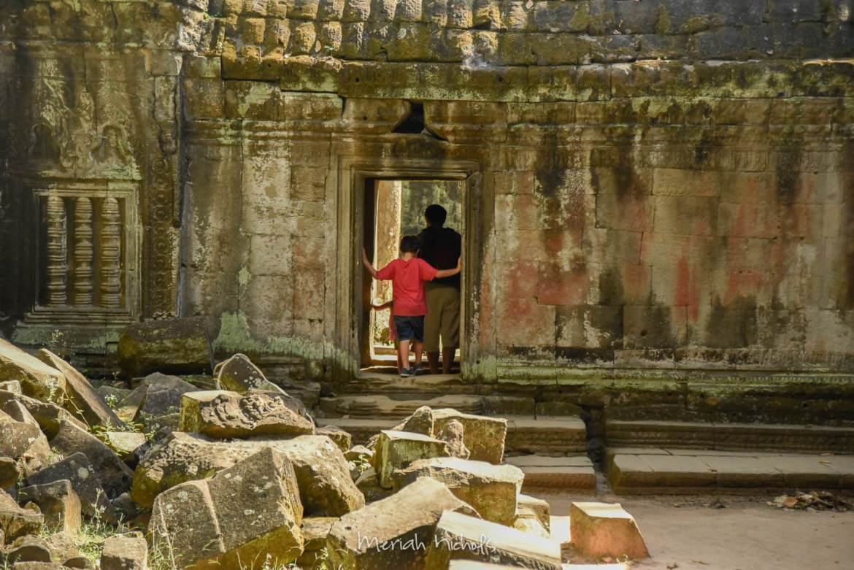 Meriah Nichols Ta Prohm Angkor Wat -10