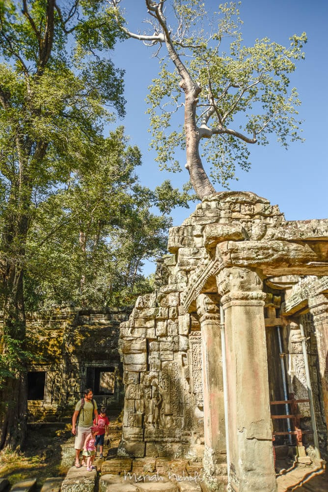 Meriah Nichols Ta Prohm Angkor Wat -29