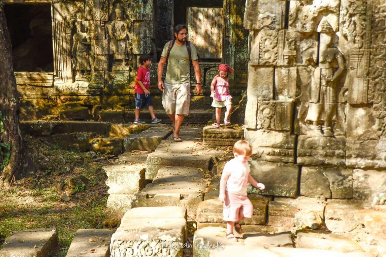 Meriah Nichols Ta Prohm Angkor Wat -30