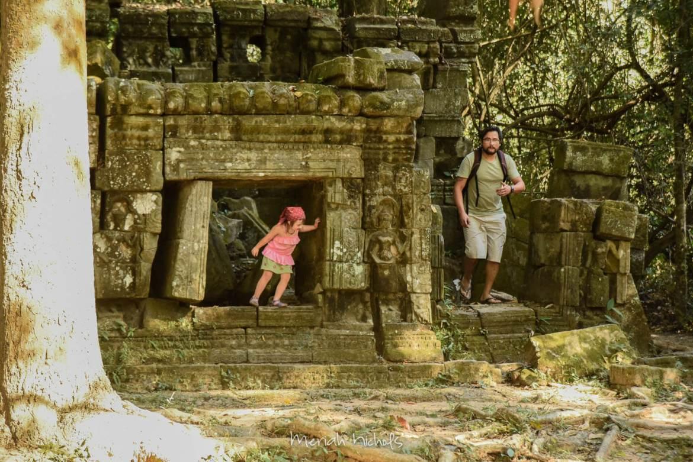Meriah Nichols Ta Prohm Angkor Wat -32
