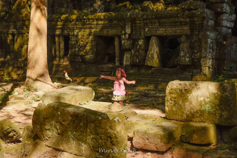 Meriah Nichols Ta Prohm Angkor Wat -33
